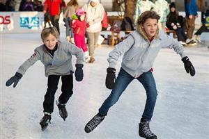 Tweens Ice Skating