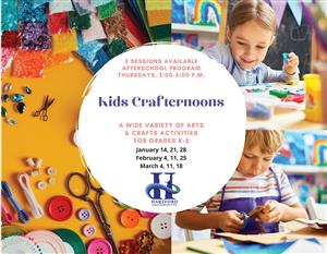 Kids Crafternoons