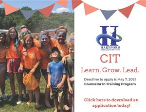 Summer CIT Application
