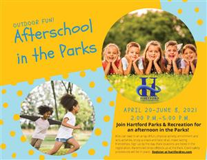 Afterschool in the Parks