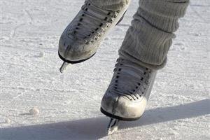 Ice Skates on the Move